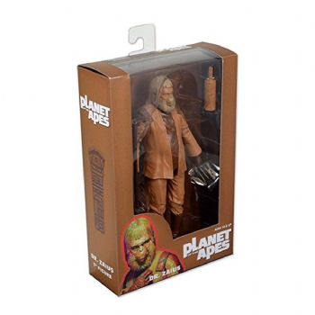 "Planet Of The Apes Dr Zaius 7"" Action figure NECA"
